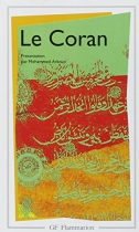 """Couverture du livre : """"Le Coran"""""""