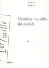 """Couverture du livre : """"Dernières nouvelles des oubliés"""""""