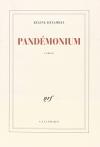 """Couverture du livre : """"Pandémonium"""""""