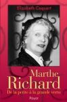 """Couverture du livre : """"Marthe Richard"""""""