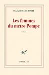 """Couverture du livre : """"Les femmes du métro Pompe"""""""