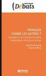 """Couverture du livre : """"Français comme les autres"""""""