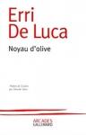 """Couverture du livre : """"Noyau d'olive"""""""