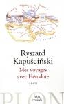 """Couverture du livre : """"Mes voyages avec Hérodote"""""""