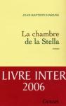 """Couverture du livre : """"La chambre de la Stella"""""""