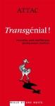 """Couverture du livre : """"Transgénial !"""""""