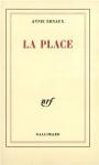 """Couverture du livre : """"La place"""""""