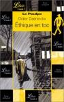 """Couverture du livre : """"Éthique en toc"""""""