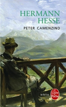 """Couverture du livre : """"Peter Camenzind"""""""