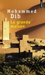 """Couverture du livre : """"La grande maison"""""""