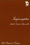"""Couverture du livre : """"Impromptus"""""""