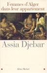 """Couverture du livre : """"Femmes d'Alger dans leur appartement"""""""