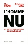 """Couverture du livre : """"L'homme nu"""""""
