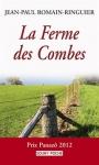 """Couverture du livre : """"La ferme des combes"""""""
