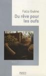 """Couverture du livre : """"Du rêve pour les oufs"""""""