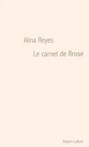 """Couverture du livre : """"Le carnet de Rose"""""""