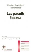 """Couverture du livre : """"Les paradis fiscaux"""""""