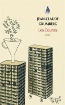 """Couverture du livre : """"Les Courtes"""""""