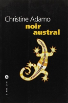"""Couverture du livre : """"Noir austral"""""""