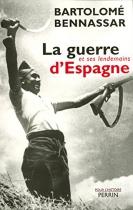 """Couverture du livre : """"La guerre d'Espagne et ses lendemains"""""""