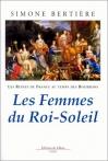 """Couverture du livre : """"Les femmes du Roi-Soleil"""""""