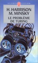 """Couverture du livre : """"Le problème de Turing"""""""