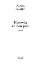 """Couverture du livre : """"Horowitz et mon père"""""""