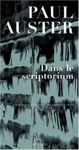 """Couverture du livre : """"Dans le scriptorium"""""""