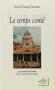 """Couverture du livre : """"Le temps conté"""""""