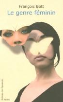 """Couverture du livre : """"Le genre féminin"""""""