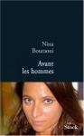 """Couverture du livre : """"Avant les hommes"""""""