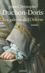 """Couverture du livre : """"Les galères de l'Orfèvre"""""""