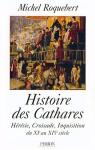 """Couverture du livre : """"Histoire des cathares"""""""