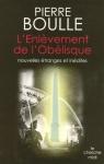 """Couverture du livre : """"L'enlèvement de l'obélisque"""""""