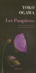 """Couverture du livre : """"Les paupières"""""""