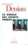 """Couverture du livre : """"Le bureau des secrets perdus"""""""