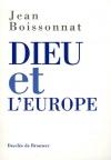 """Couverture du livre : """"Dieu et l'Europe"""""""