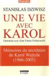 """Couverture du livre : """"Une vie avec Karol"""""""
