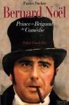 """Couverture du livre : """"Bernard Noël"""""""