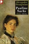 """Couverture du livre : """"Pauline Sachs"""""""