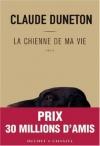 """Couverture du livre : """"La chienne de ma vie"""""""