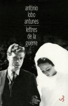 """Couverture du livre : """"Lettres de la guerre"""""""
