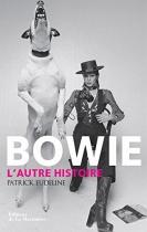 """Couverture du livre : """"Bowie"""""""