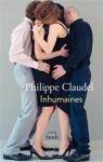 """Couverture du livre : """"Inhumaines"""""""