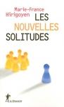 """Couverture du livre : """"Les nouvelles solitudes"""""""