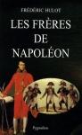 """Couverture du livre : """"Les frères de Napoléon"""""""