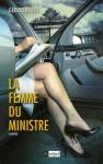"""Couverture du livre : """"La femme du ministre"""""""