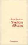 """Couverture du livre : """"Situations délicates"""""""
