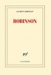 """Couverture du livre : """"Robinson"""""""