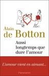 """Couverture du livre : """"Aussi longtemps que dure l'amour"""""""